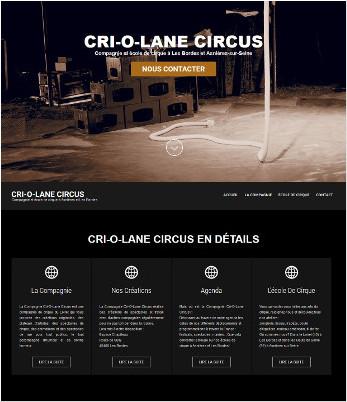 Compagnie de cirque Cri-O-Lane Circus